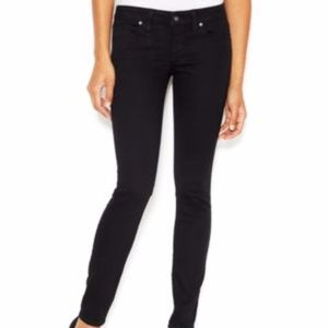 Guess Premium Coated Skinny Jeans